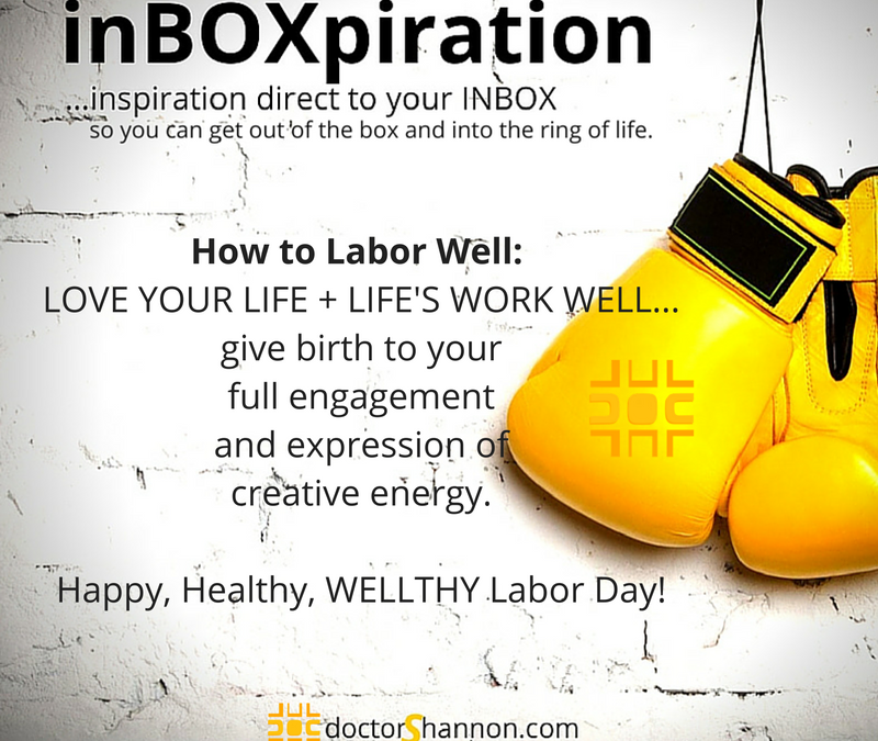How to Labor Well: 3 Ways to Love Your Work